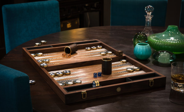Bespoke Backgammon Sets