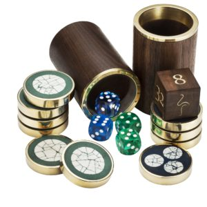 Backgammon accessories